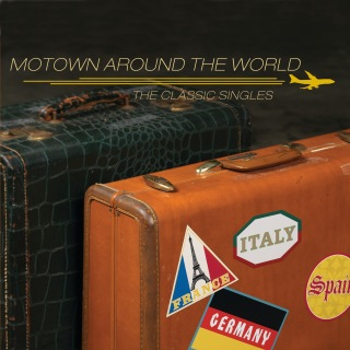 Motown Around The World: The Classic Singles