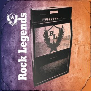 Rock Legends eAlbum (International Version)