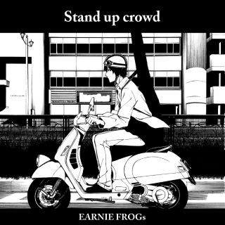 Stand up crowd