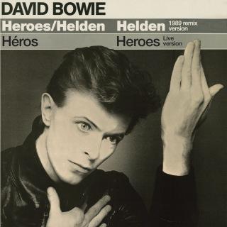 'Heroes'/'Helden'/'Héros' E.P.