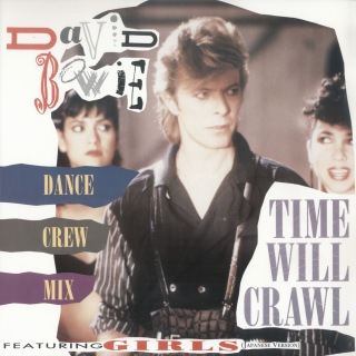 Time Will Crawl E.P. [Japanese Version]