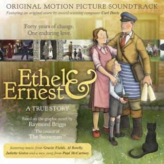 Ethel & Ernest (Original Motion Picture Soundtrack)