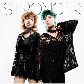 STRONGER feat. 加藤ミリヤ