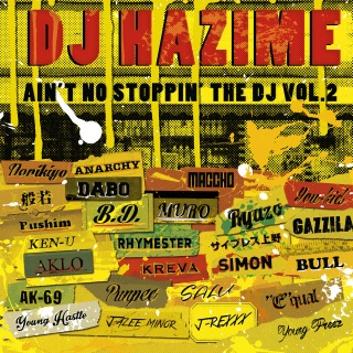 AIN'T NO STOPPIN' THE DJ VOL.2