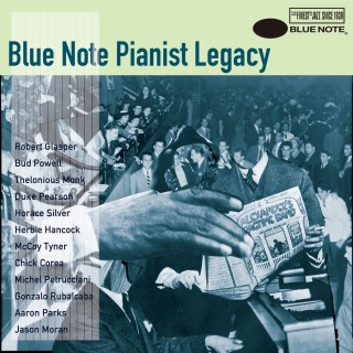 Blue Note Pianist Legacy