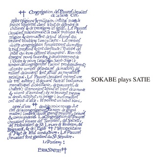 SOKABE plays SATIE