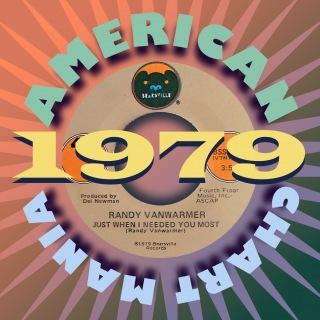 American Chart MANIA1979