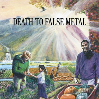 Death to False Metal (Japan Version)