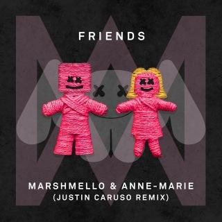 FRIENDS (Justin Caruso Remix)
