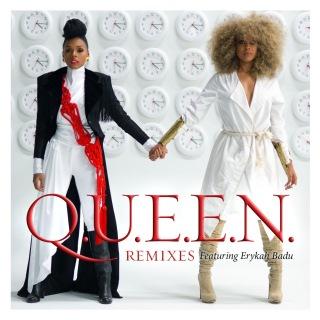 Q.U.E.E.N. (feat. Erykah Badu) [Remixes]