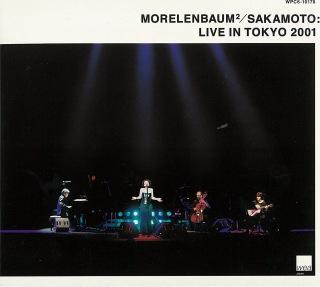 Morelenbaum2/Sakamoto: Live In Tokyo 2001