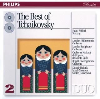 Tchaikovsky: The Best of Tchaikovsky