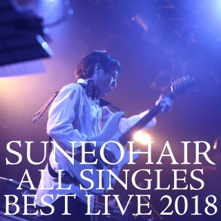 ALL SINGLES BEST -LIVE 2018-