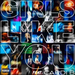 Girls Like You feat. Cardi B