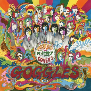 MAGICAL MYSTERY COVERS Tribute to THE GOGGLES