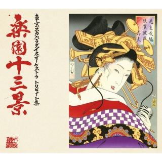 東京スカパラダイスオーケストラトリビュート集 楽園十三景