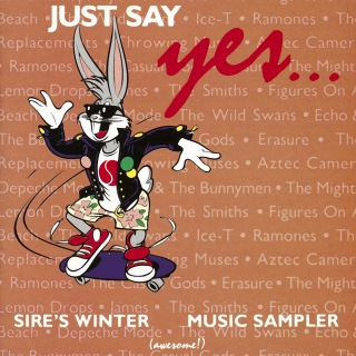 Just Say Yes (Winter Sampler)