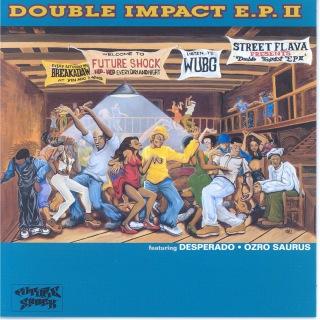 DOUBLE IMPACT E.P. 2