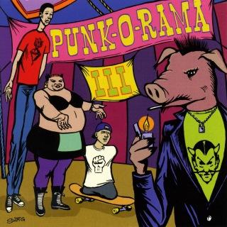Punk-O-Rama 3
