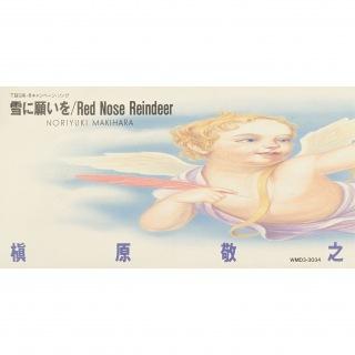 雪に願いを/Red Nose Reindeer