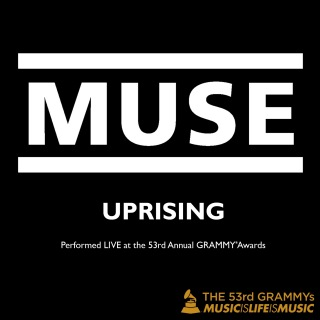 Uprising (Live at the 53rd Annual Grammy Awards)