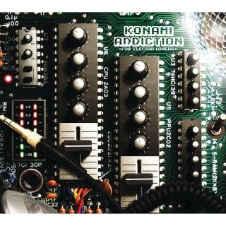 Konami Addiction -For Electro Lovers-