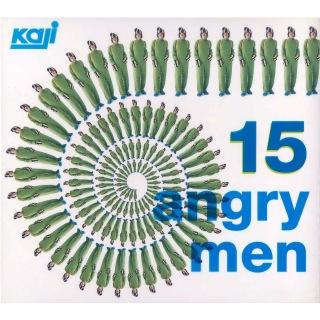 15 ANGRY MEN / 15人の怒れる男たち