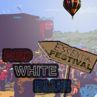 Essential Festival: Red, White, Blue (International Version)