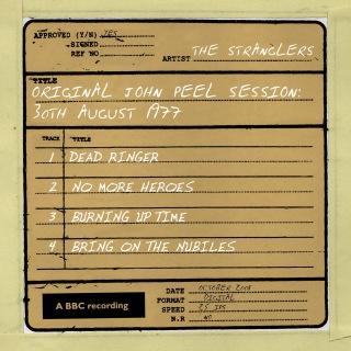 Original John Peel Session: 30th August 1977