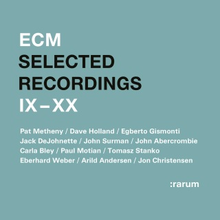 Selected Recordings IX - XX