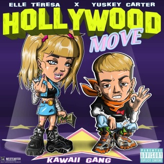 Hollywood Move (feat. Elle Teresa & Yuskey Carter)