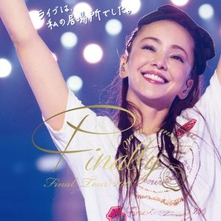namie amuro Final Tour 2018 〜Finally〜 at Tokyo Dome 2018.6.3