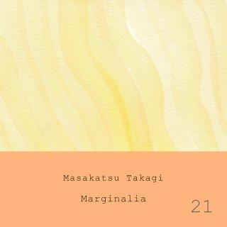 Marginalia #21