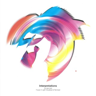 Interpretations for Ken Ishii Future In Light Visualized & Remixed