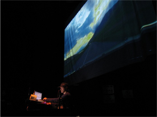 Takashi Wada - Live: Beyond The Clouds