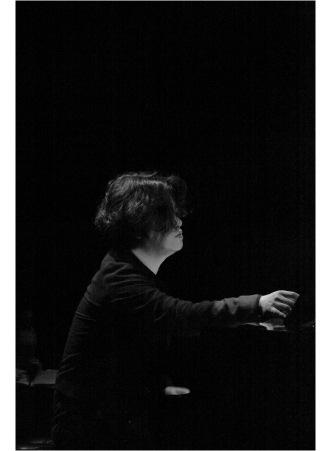 渋谷慶一郎 ピアノ・ライブ音源を毎週1曲、8週に渡り高音質配信。『single file project』vol.2 「our music」配信開始。