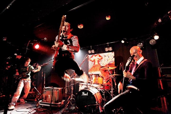 ネモトラボルタ ライブ音源配信企画「ROCK RUN!」Vol.2 NEMOインタビュー