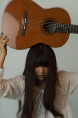 青葉市子 3週連続新曲リリース第1弾「パッチワーク」フリー配信