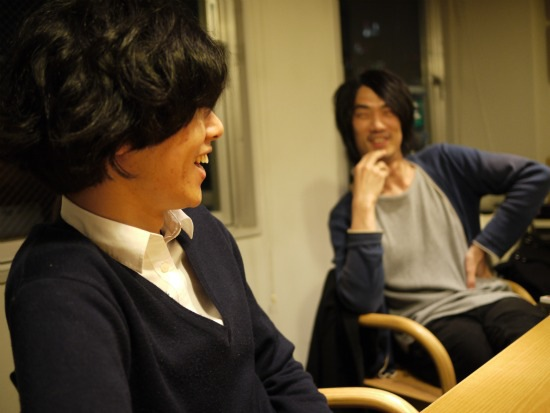 about tess 『Song of the Bird』配信開始!! takuto & 高橋ヒョウリ対談!!