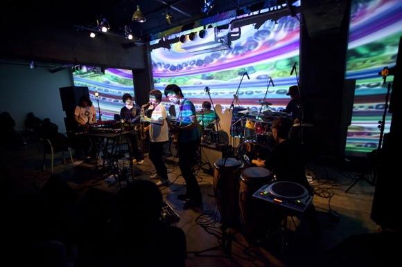 L.E.D.『LIVE at SUPER DELUXE 2010.11.25』