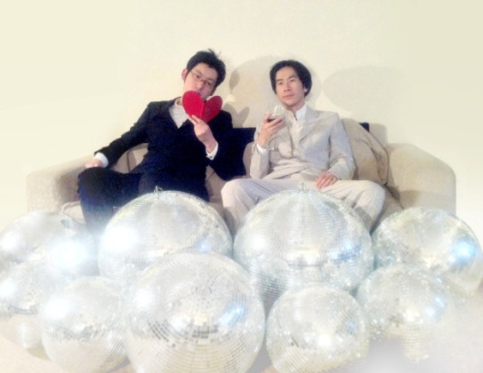 group_inou特集! 全5曲のリミックス・アルバム『HEART』リリース&インタビュー