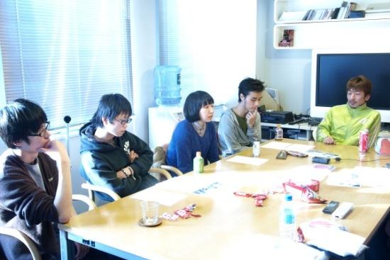 プロデューサーに益子樹(ROVO)を迎え、ANIMAが新作『シャガール』をリリース!!