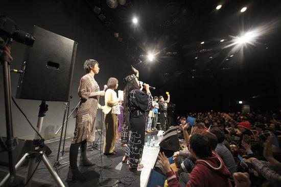マレウレウ祭り@2011/2/13 アサヒ・アートスクエアの音源をDSD配信開始!
