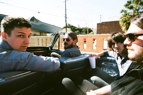 Arctic Monkeys『Suck It and See』
