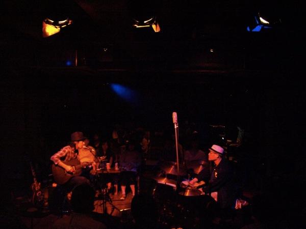 芳垣安洋×おおはた雄一による1夜限りのセッションをDSD録音&独占配信