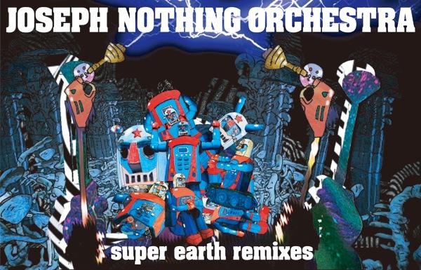 Virgin Babylon Records×Bunkaikei-records presents『super earth remixes』