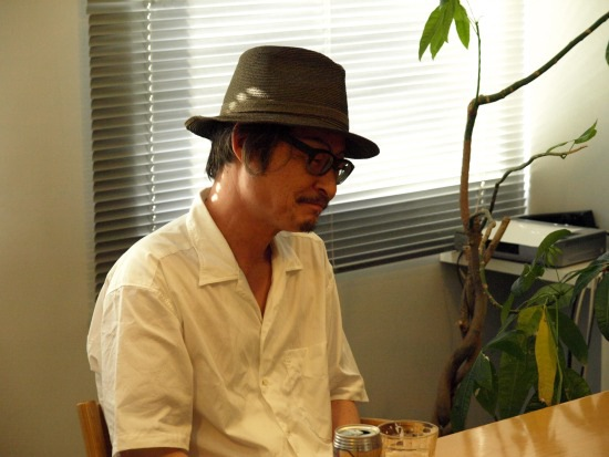 こだま和文×ランキン・タクシー レゲエ対談