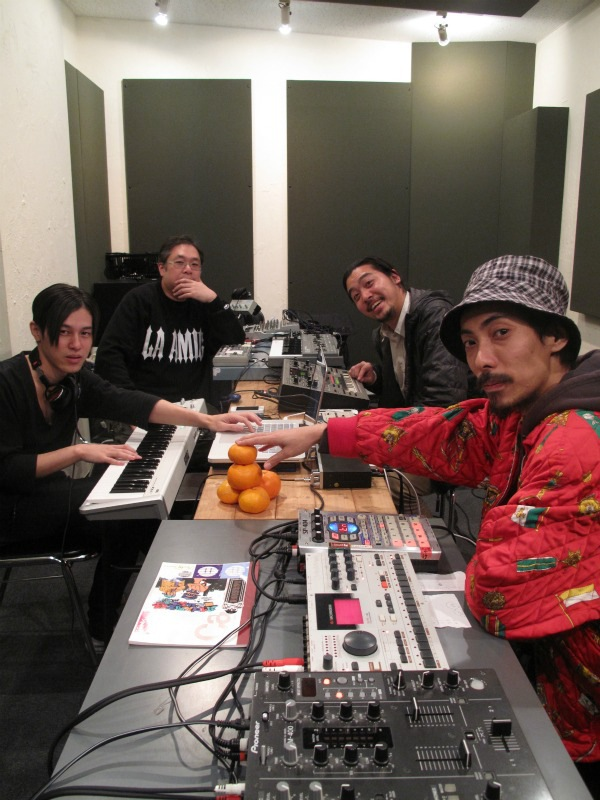 ExT Recordings5周年記念アルバム Ex Boys『PLAYS』&永田一直インタビュー
