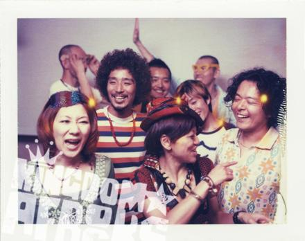 KINGDOM☆AFROCKS待望の2nd Albumを最高音質の音源で配信!