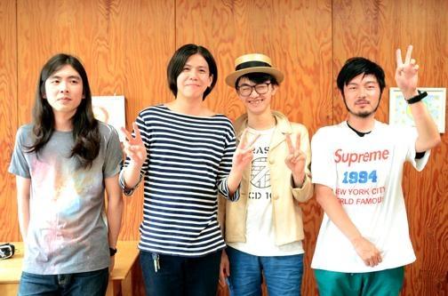 透明雑誌 日本メジャーデビューEP『透明雑誌FOREVER』配信開始